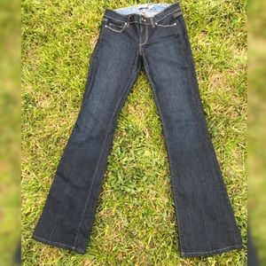 Paige Skyline Boot Cut Jeans Size 27